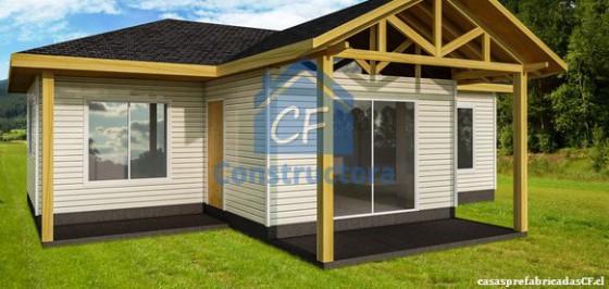Modelo Casa 65m²