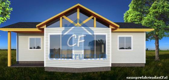 Modelo Casa 60m²