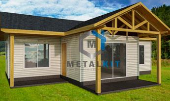 Kit basico casas prefabricadas