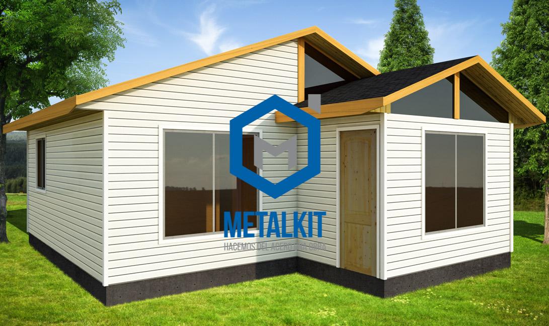 Cf casas prefabricadas casas modulares metalcom y madera con planos - Casas prefabricada de madera ...