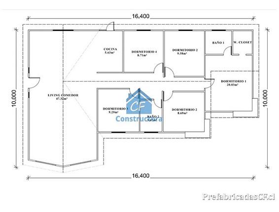 casas prefabricadas planos casas modulares con planos