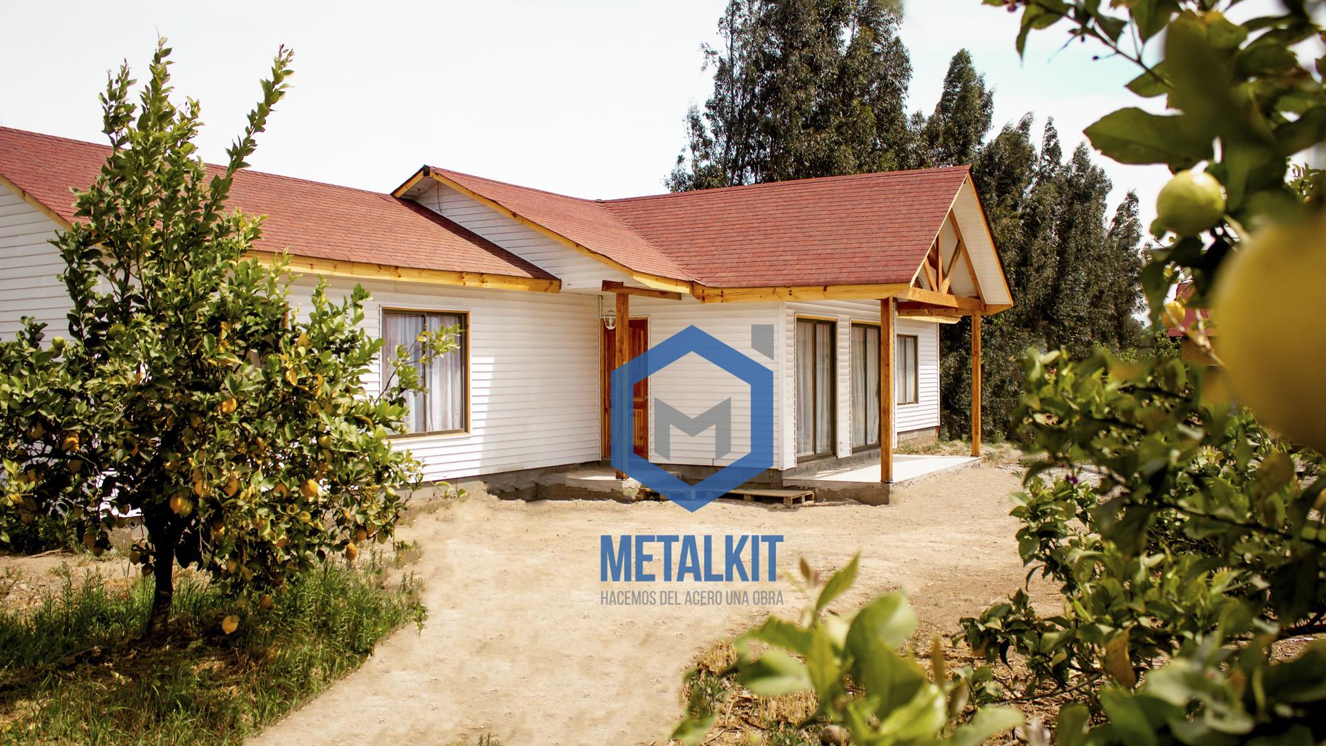 Constructora de casas prefabricadas en chile for Modelos casas prefabricadas